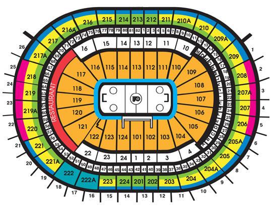 Xcel Seating Chart Wild Virtual