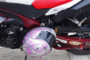 Yamaha Yzf R1 2009 Present Helmet Lock By Sato Racing Left