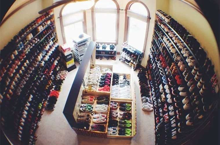 Sneaker Collection   Nice Kicks Sneaker Collection