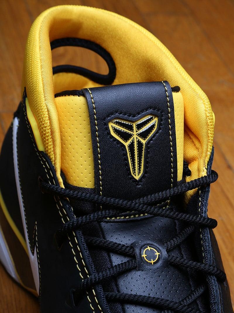 Kobe First Shoes Adidas