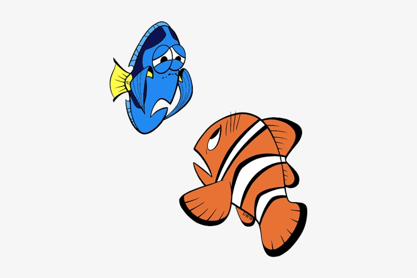 Dory Transparent Finding And Background Nemo