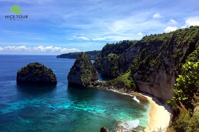 Nusa Penida Tour 2 days 1 night | Visits to secret beaches ...