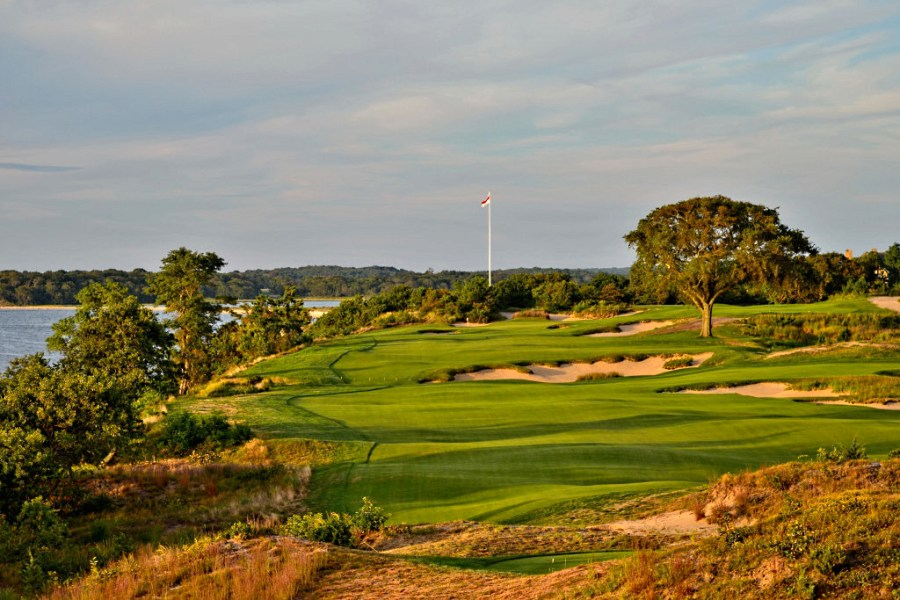 Award winning Sebonack Golf Club among hosts for Legacy of the Links     Sebonack Golf Club  Jack Nicklaus  golf