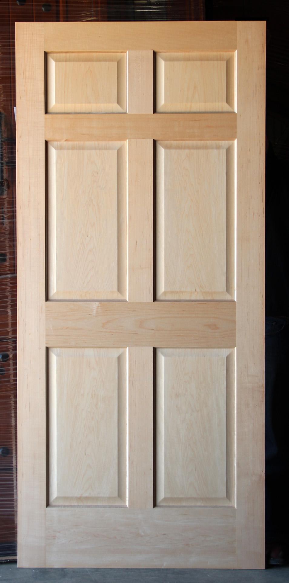 Custom Interior Door Slabs