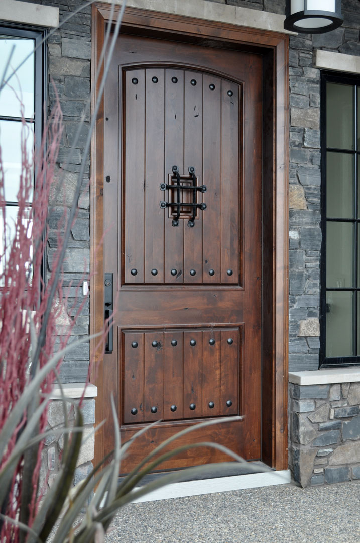 Made Measure French Doors Interior