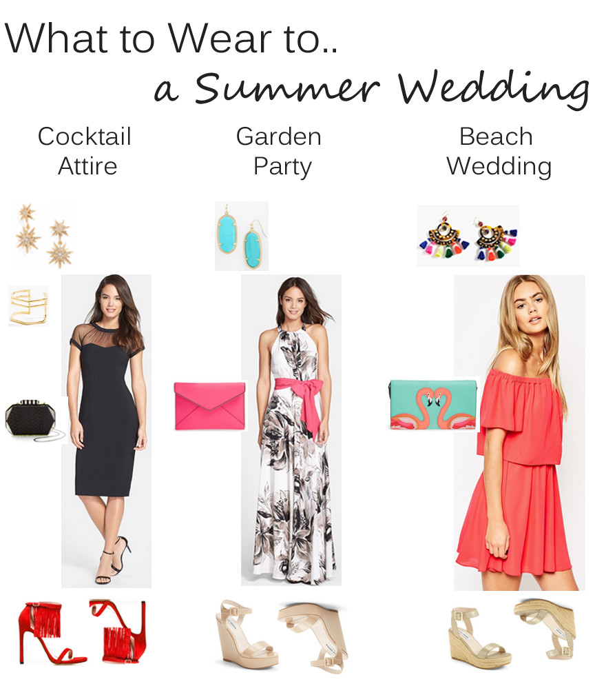 Casual Beach Dresses Wedding Guests