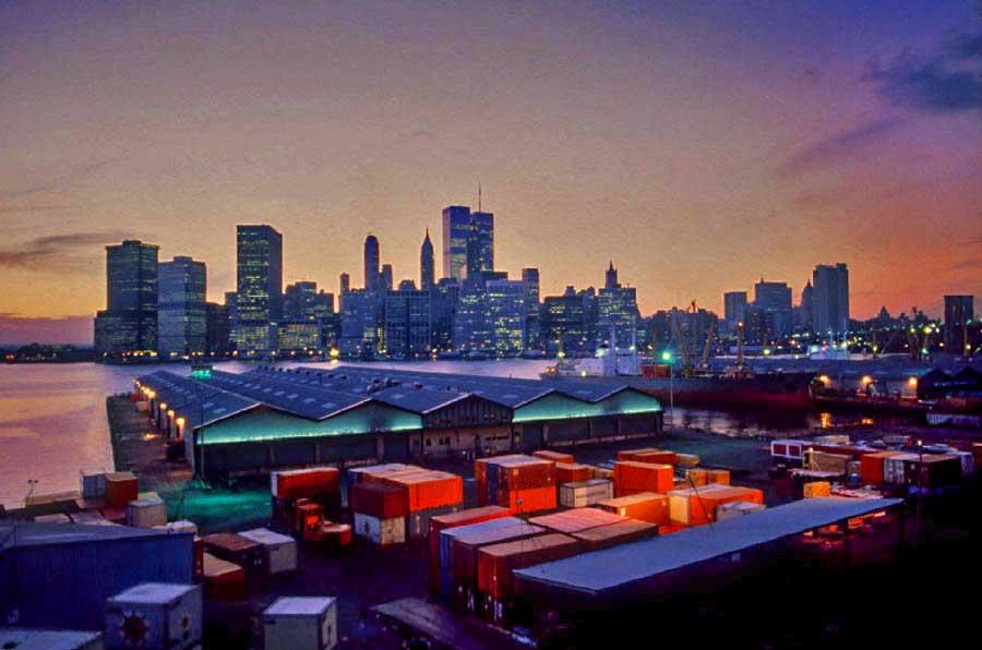 Alan Petrulis Night Tracings Greater New York Rambles P1