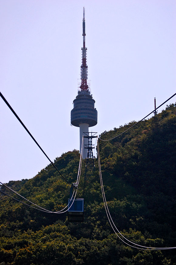 Day 2 In Seoul Namsan Seoul Tower And Cheong Gye Cheon