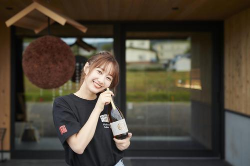 高田秋「やっと話が」利酒師として日本酒初プロデュース、30歳誕生日発売