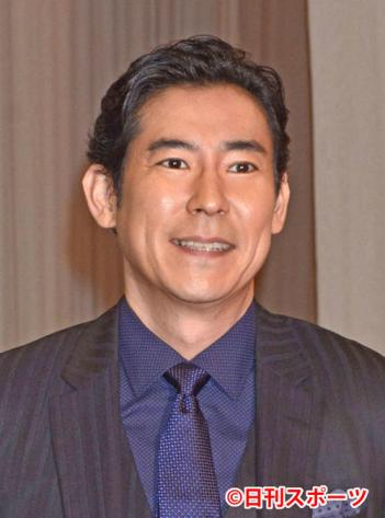 高嶋政伸「うれしい、55歳、ドキドキ」妻の第2子妊娠を報告