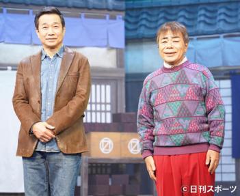 三宅裕司「私と小倉のシーンだけ浮いています」SETミュージカル