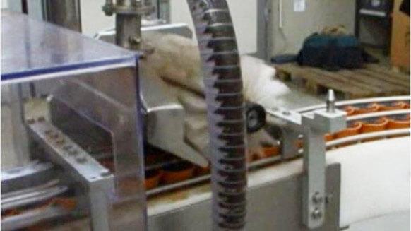 Industrial Storage Pods