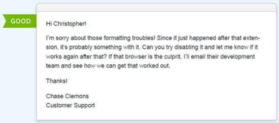 Writing Emails Marketing