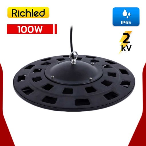 โคมไฮเบย์ LED 100w RICHLED UFO ECO SERIES