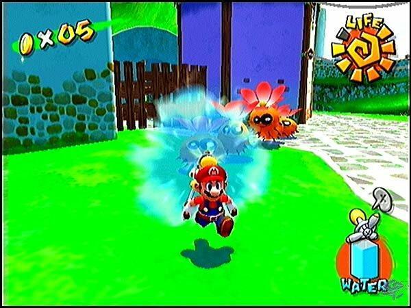 Super Mario Sunshine Iso