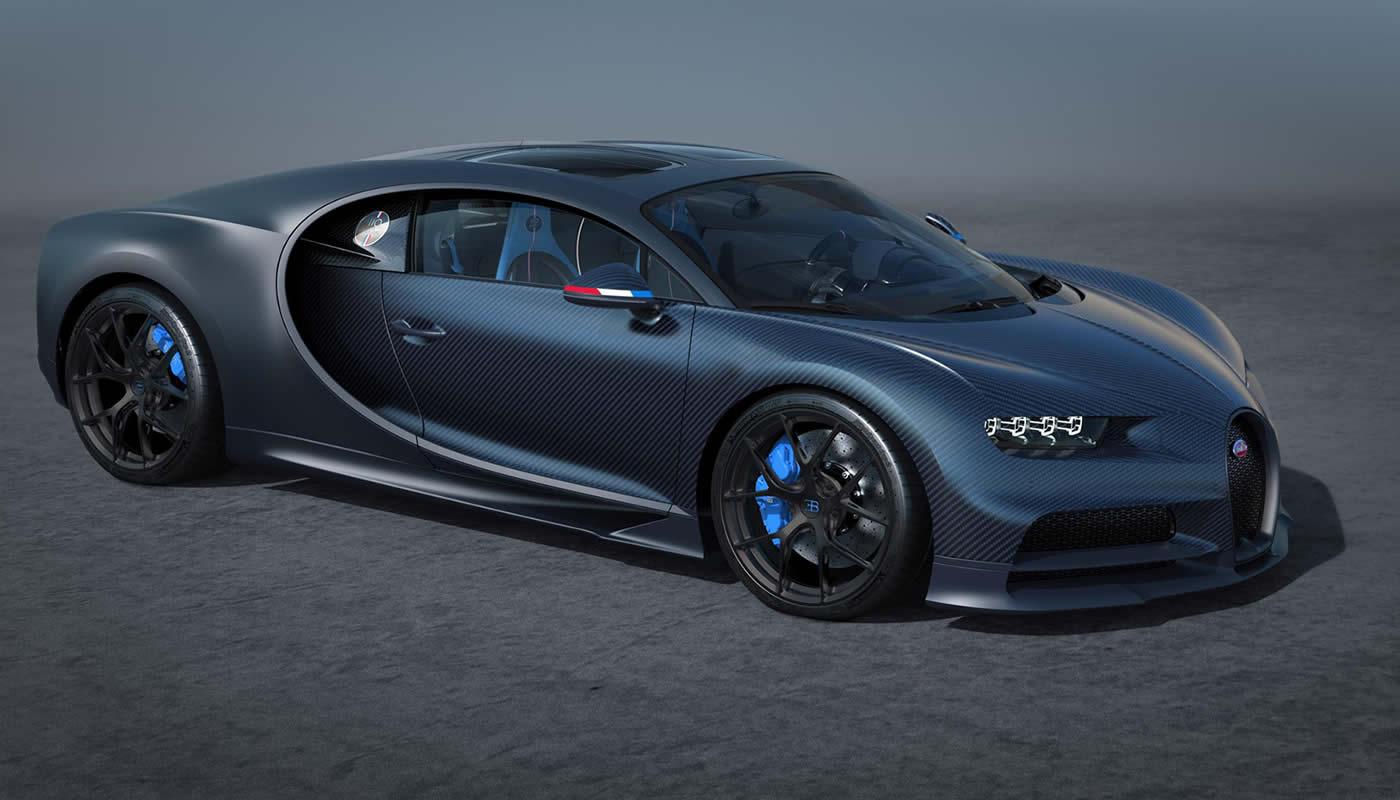 Bugatti Chiron Sport 110 2020