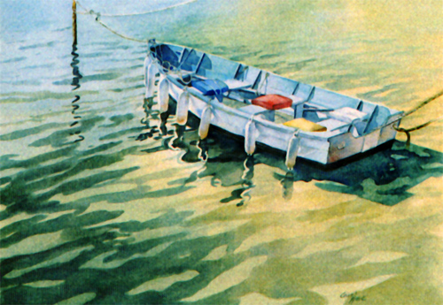 Website Watercolor Society New Jersey