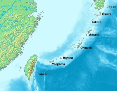 Ryukyu Adaları Hakkında Bilgi