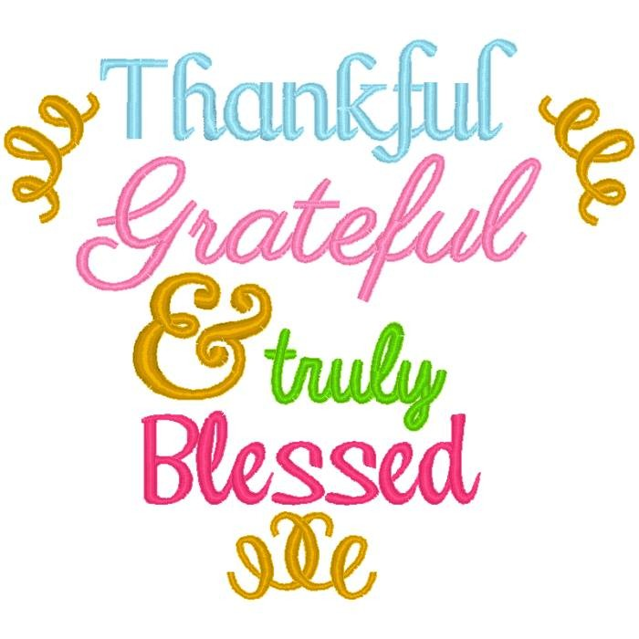 Blessed Great Family And Friends Quotes