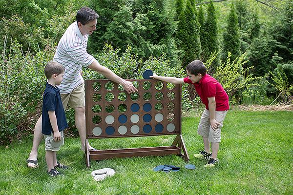 Outdoor Yard Games