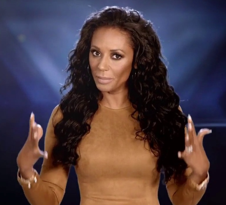 Mel B Denies She Is Returning To Australia For The Bachelorette     Melanie Brown Spice Girls Mel B