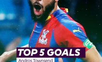 Top 5 Career Goals Andros Townsend