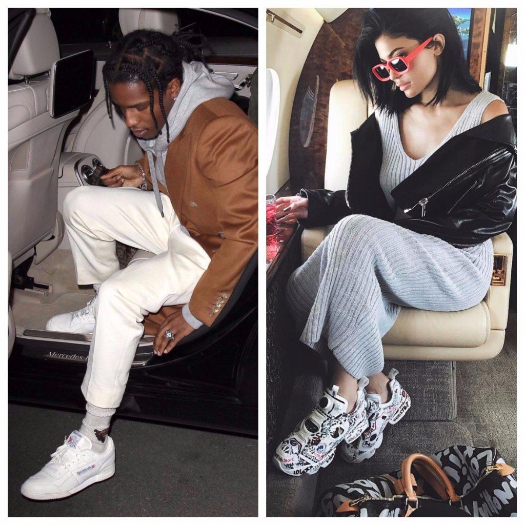 Kylie Jenner Puma Shoes