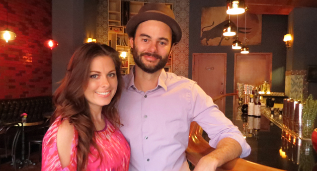 Misty And Brandon Ristaino Have Just Opened The Good Lion