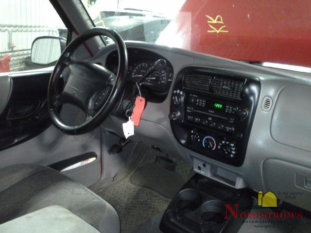 Bulbs 2000 Ford Ranger Interior