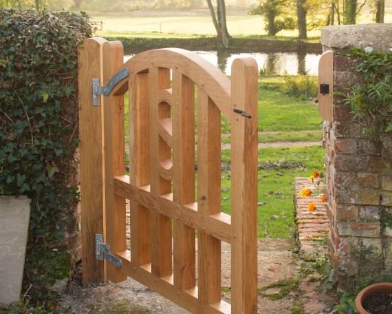 Garden Side Gates