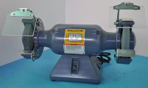 Baldor 7 Quot Bench Grinder Type 3420c Norman Machine Tool