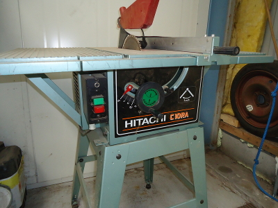 The Master Woodbutcher S Hitachi C10ra Picture Page