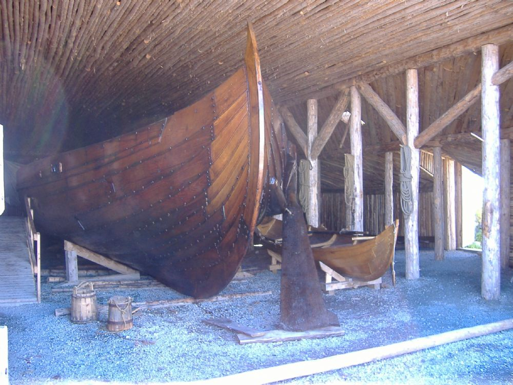 Norstead A Viking Port Of Trade