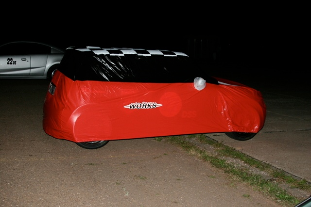 Fs Cooper S Jcw R53 Outdoor Car Cover North American