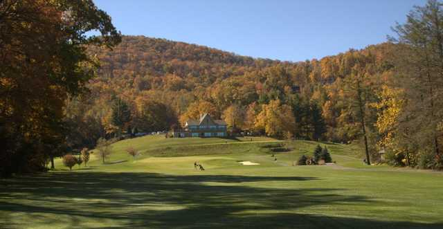 Boone Golf Club In Boone