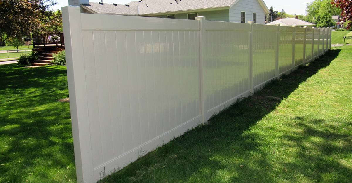 Green Vinyl Chain Link Fence Slats