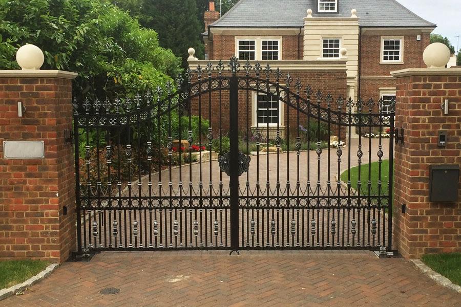 Metal Gates Homes