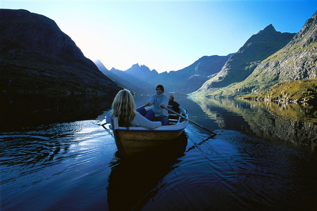Fjords And Northern Lights Cruise