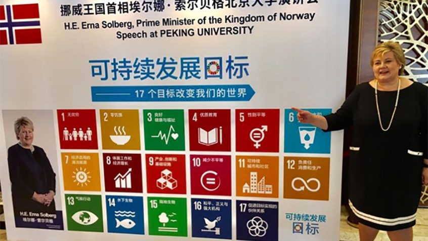 Advocating The Sustainable Norway In The Un