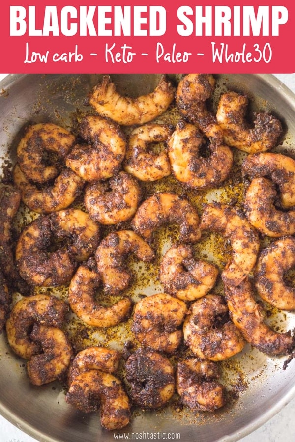 Blackened Shrimp Recipes Easy
