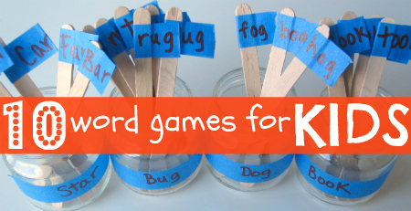 10 Word Games For Kids   No Time For Flash Cards Sight word knowledge