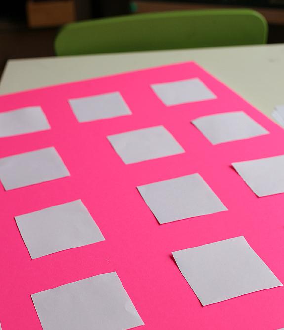 Diy Flash Cards Kindergarten