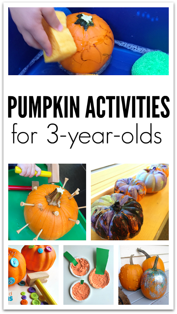 Halloween Crafts 3 Year Olds
