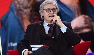 Vittorio Sgarbi è indagato per esportazione illecita di un quadro di 5 milioni di euro