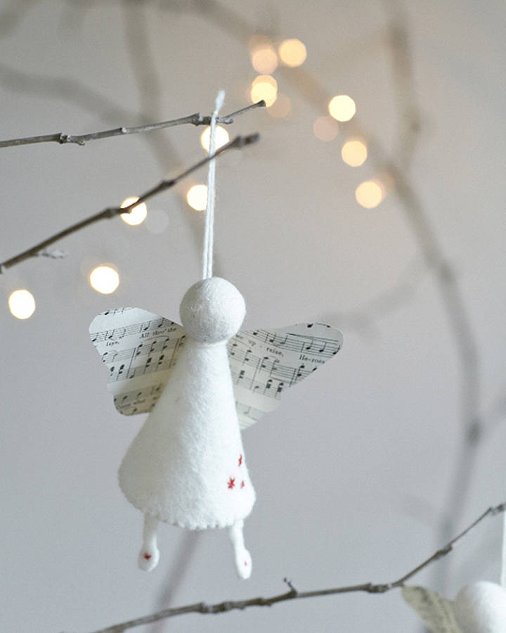 Christmas Tree Decorations Handmade