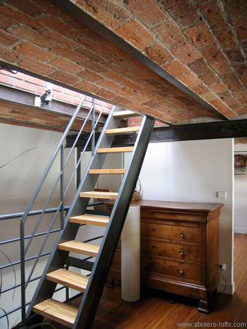 Escalier 233 Chelle