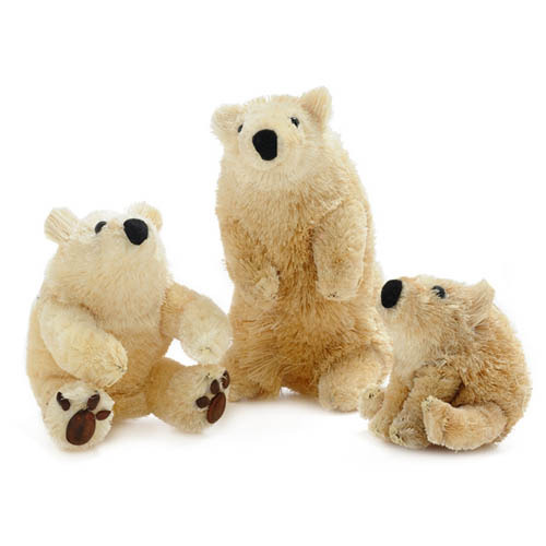Bottlebrush Polar Ice Bear 5 5 Quot Christmas Set Of 3