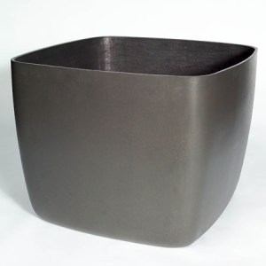 Osaka Large Square Garden Planter Plant Pot with Rounded Corners     Osaka Large Square Garden Planter Plant Pot with Rounded Corners