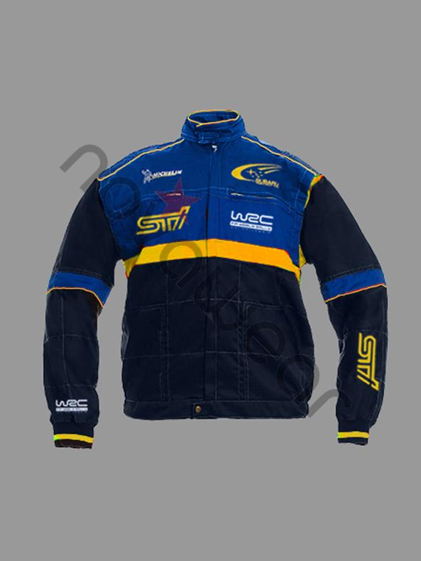 Subaru Rally Team Workwear Jacket Subaru Team Apparel