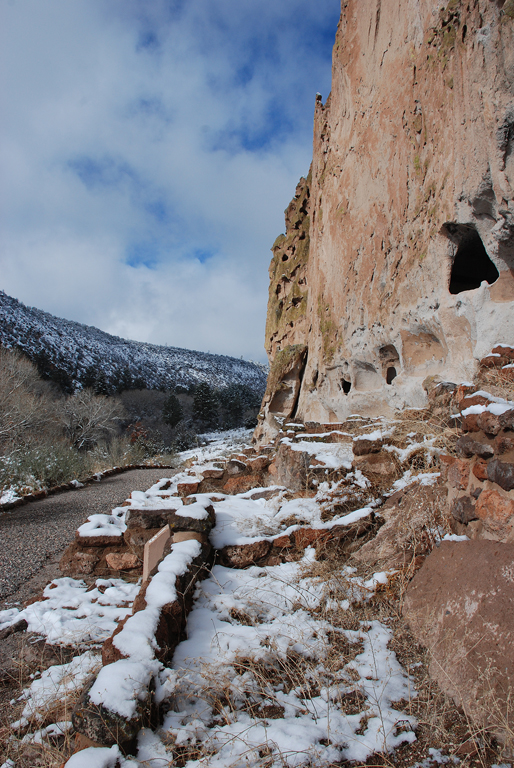 Ancestral Pueblo People Bandelier National Monument U S